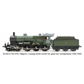 Artitec 20.225.01 - Stoomloc NS 3755 DC