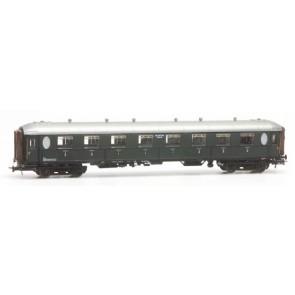 Artitec 20.260.01 - Ovaalramer AB 7204, groen, zilver dak, RIC, IIa-b  train 1:87
