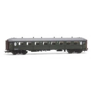 Artitec 20.262.01 - Ovaalramer A 7202, olijfgr, grijs dak, RIC, IIIb  train 1:87