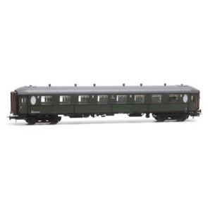 Artitec 20.262.02 - Ovaalramer A 7204, olijfgr, grijs dak, RIC, IIIb  train 1:87