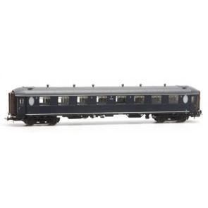 Artitec 20.264.01 - Ovaalramer B 6191, blauw, grijs dak, IIIc  train 1:87