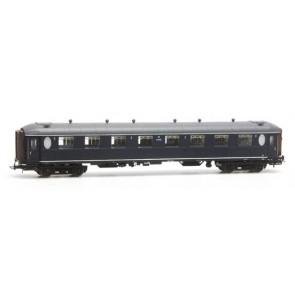 Artitec 20.264.02 - Ovaalramer B 6193, blauw, grijs dak, IIIc  train 1:87