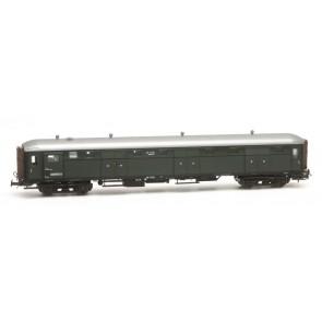 Artitec 20.290.01 - Stalen D 6 d  D 7521, groen, zilver dak, RIC, IIa-b  train 1:87