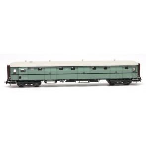 Artitec 20.292.02 - Stalen D 6 d  D 7625, turquoise, wit dak, IIIa  train 1:87