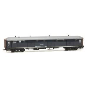 Artitec 20.294.01 - Stalen D 6 d  023-7, blauw, grijs dak, IVa  train 1:87