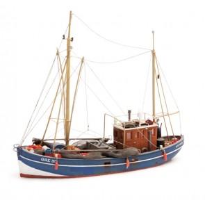 Artitec 50.114 - Krabben-viskotter -waterlijn  kit 1:87