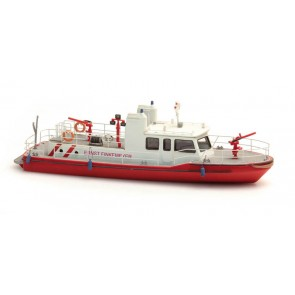 Artitec 50.126 - Brandweerboot, Essen  kit 1:87