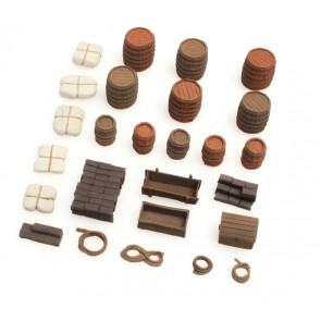 Artitec 60.007 - Historische scheepslading  kit 1:87