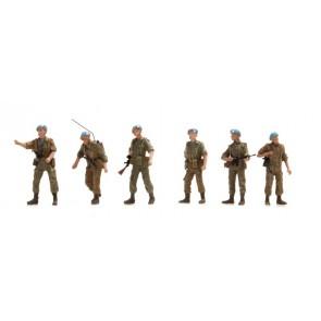 Artitec 87.092 - NL UNIFIL patrouille  6 fig.  kit 1:87