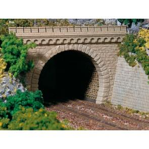 Auhagen 11343 - Tunnelportale zweigleisig