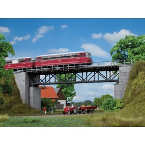 Auhagen 11364 - Fachwerkbrücke