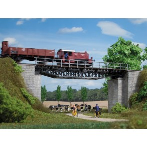 Auhagen 11365 - Fachwerkbrücke
