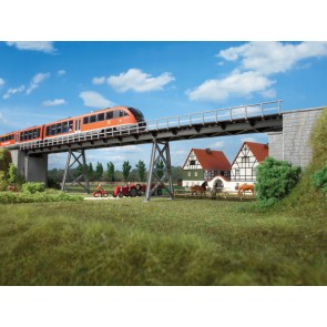 Auhagen 11430 - Pendelpfeilerbrücke