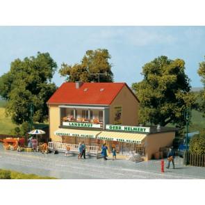 Auhagen 12238 - Landwarenhaus