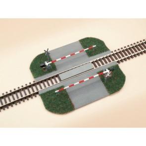 Auhagen 41582 - Beschranker Bahnübergang