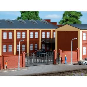 Auhagen 41622 - Einfriedung mit Toren