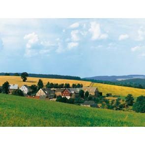 Auhagen 42508 - Hintergrund Wolkenstein