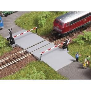 Auhagen 44637 - Beschrankter Bahnübergang