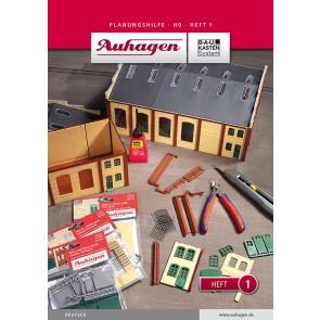 Auhagen 80001 - Planungshilfe - Heft 1