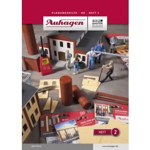 Auhagen 80002 - Planungshilfe - Heft 2
