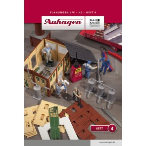 Auhagen 80004 - Planungshilfe - Heft 4
