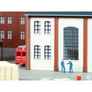Auhagen 80204 - Fenster braun