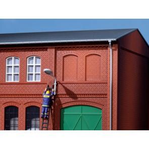 Auhagen 80205 - Blindfenster rot