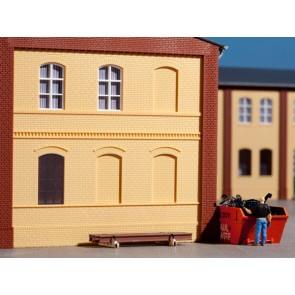 Auhagen 80206 - Blindfenster gelb