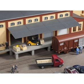 Auhagen 80254 - Rampe mit Dach