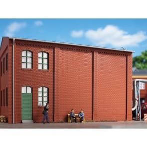 Auhagen 80511 - Wände 2342M rot