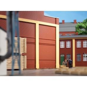 Auhagen 80512 - Wände 2342I rot