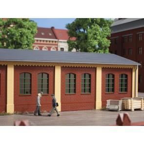 Auhagen 80515 - Wände 2390A rot