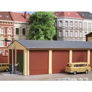 Auhagen 80517 - Wände 2390B rot