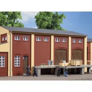 Auhagen 80519 - Wand 2410E, Wände 2410F und Wände 2410H rot