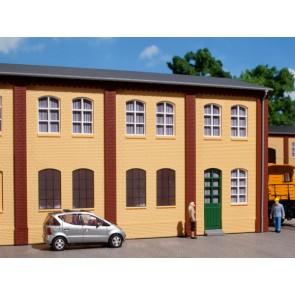 Auhagen 80606 - Wände 2323A und Wände 2323B gelb