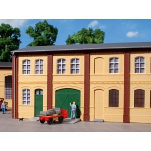 Auhagen 80607 - Wände 2322B, 2322C und 2323C gelb