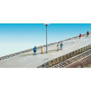Brawa 2697 - N Bahnsteigkanten [10 Stück]