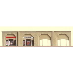 Brawa 2698 - N Arkaden mit Läden [2 Stück]