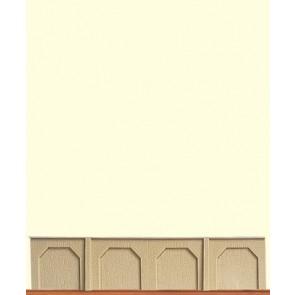 Brawa 2700 - N Arkaden mit Stützmauer [2 Stück]