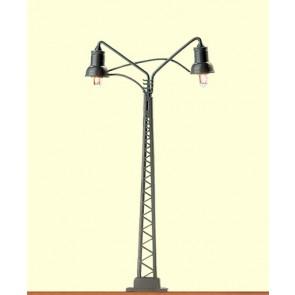 Brawa 4011 - N LED-Gittermastleuchte Stecksockel