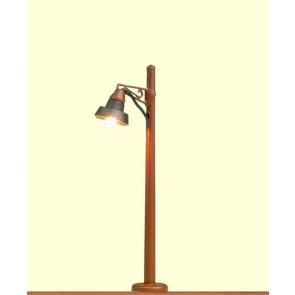 Brawa 4040 - N LED-Holzmastleuchte Stecksockel