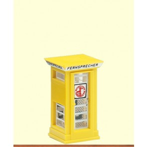 Brawa 4569 - N Telefonzelle FH 32 III + IV
