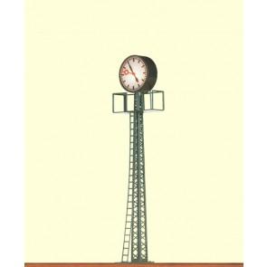 Brawa 5368 - H0 Uhr auf Mast mit Podest