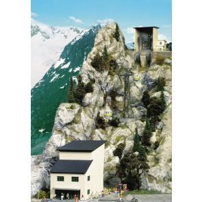 Brawa 6340 - H0 Seilbahn Nebelhorn