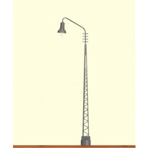 Brawa 84015 - H0 LED-Gittermastleuchte Stecks., einzeln