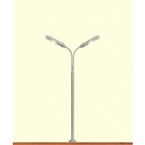 Brawa 84016 - H0 LED-Peitschenleuchte Stecks., einzeln