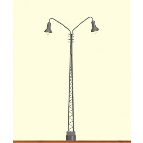 Brawa 84019 - H0 LED-Bahnsteigleuchte Stecks., einzeln