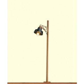 Brawa 84021 - H0 Holzmastleuchte Stecks., einzeln