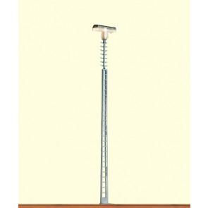 Brawa 84023 - H0 LED-Gittermastleuchte Stecks., einzeln