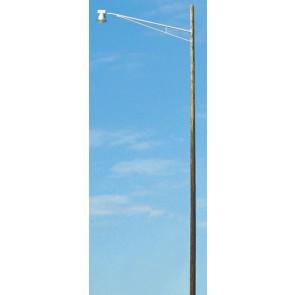 Brawa 84039 - H0 LED-Holzleuchte US Stecks., einzeln